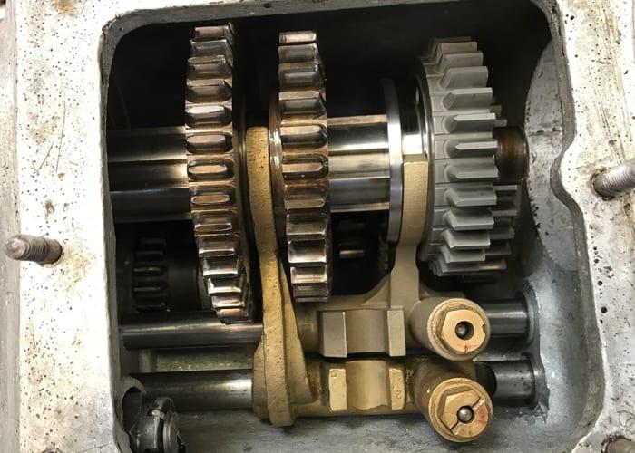 New Pre-war Alfa Romeo gearbox