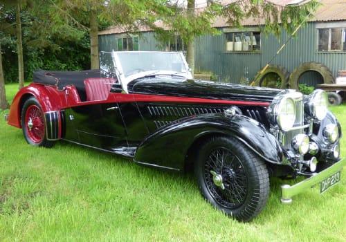 Alvis 4.3 Short Chassis Tourer