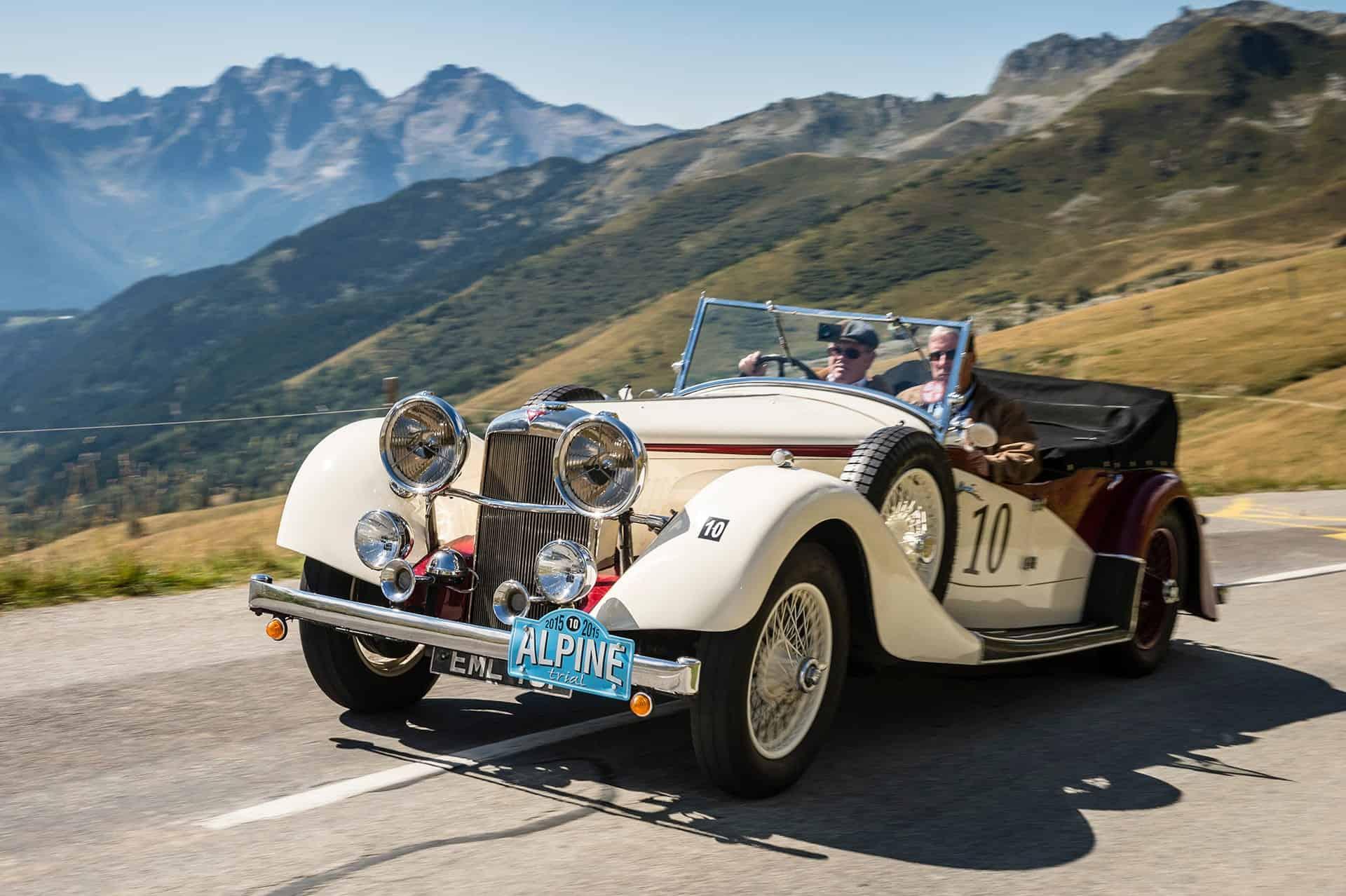 Ian Fyfe 4.3 Rally
