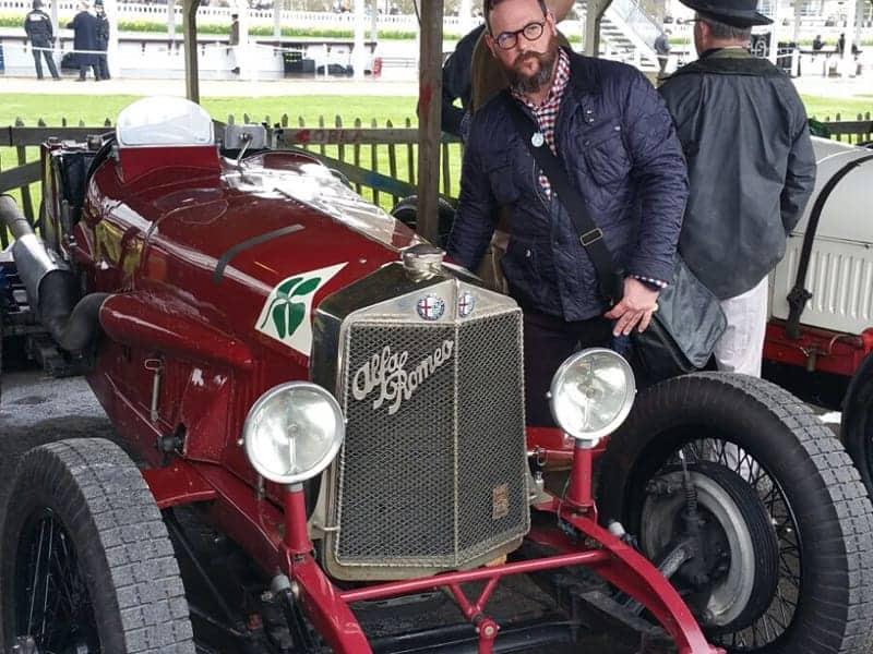 1924 Alfa Romeo RL Targa Florio
