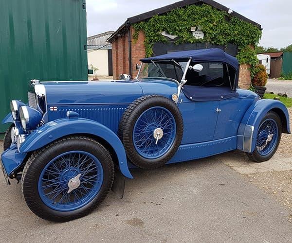 Blue Alvis 12-50