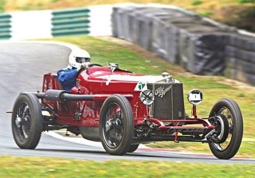 1923:4 Alfa Romeo RLTF